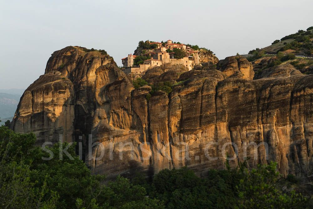 Europe and beyond: Monasteries of Meteora