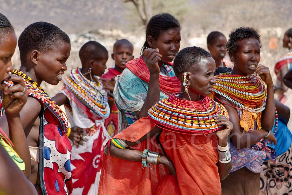 Tribal East Africa: Samburu
