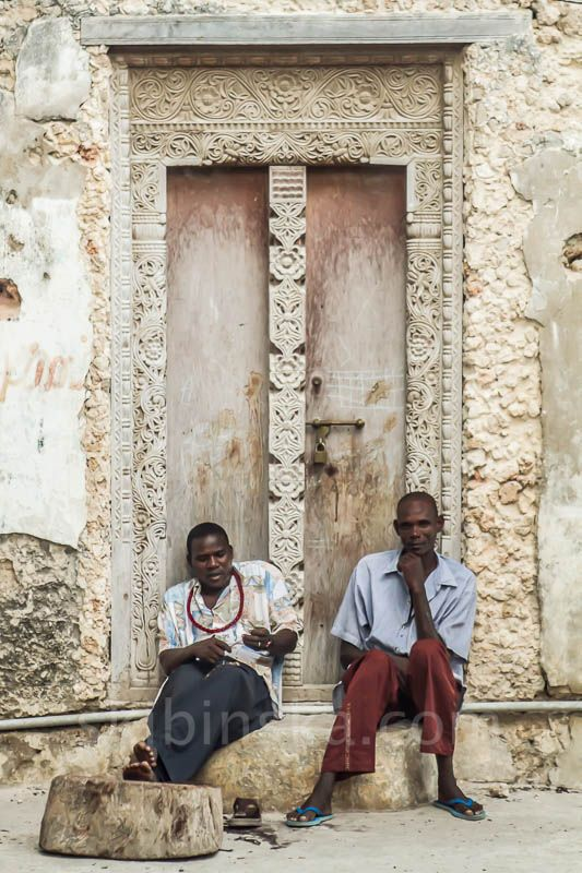 Tribal East Africa: Swahili in Lamu
