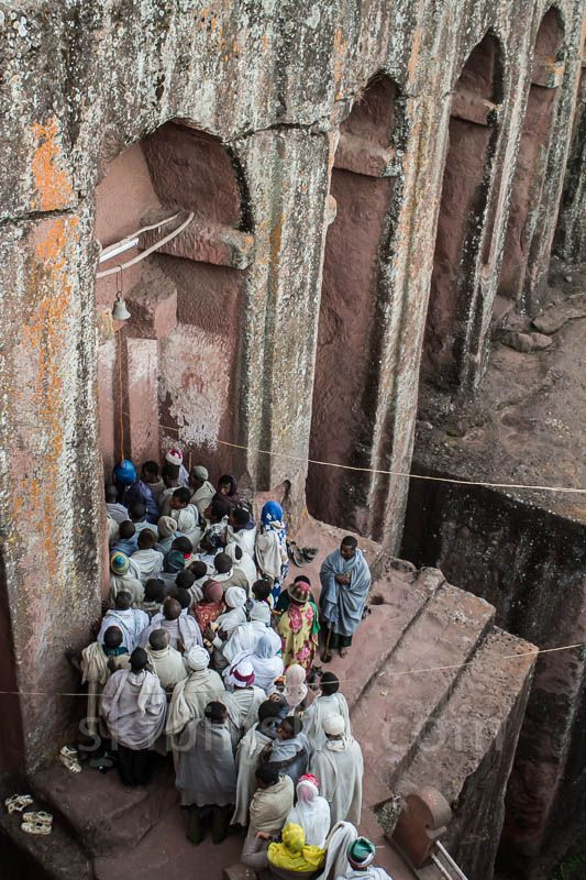 Ethiopia: Christmas in Lalibela