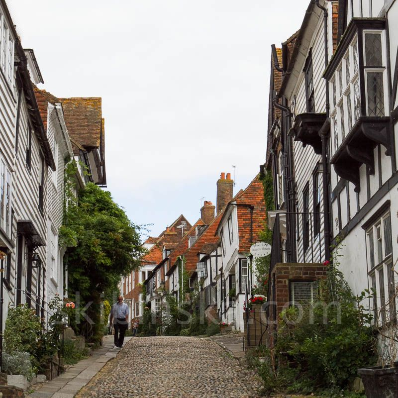 Great Britain: Towns & Cities