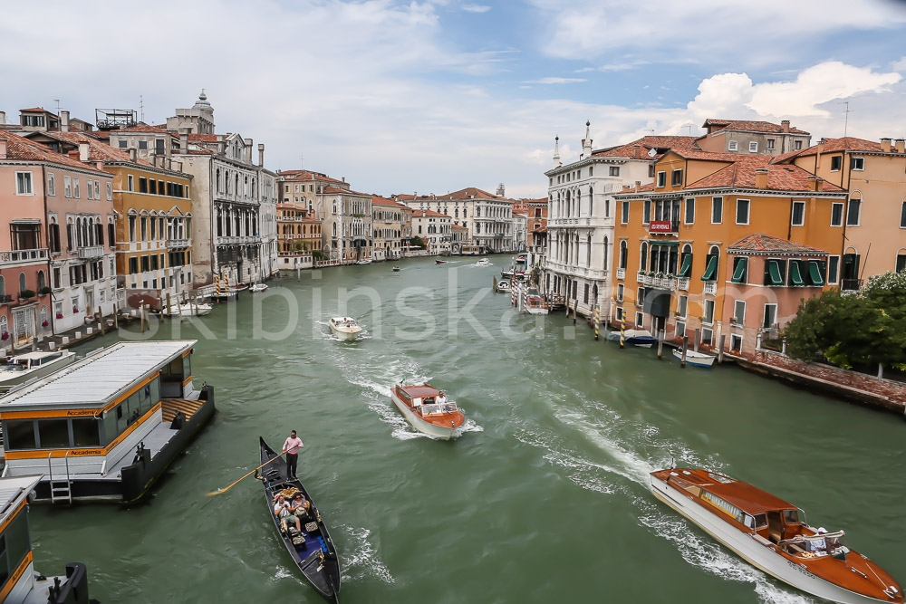 Europe and beyond: Venice