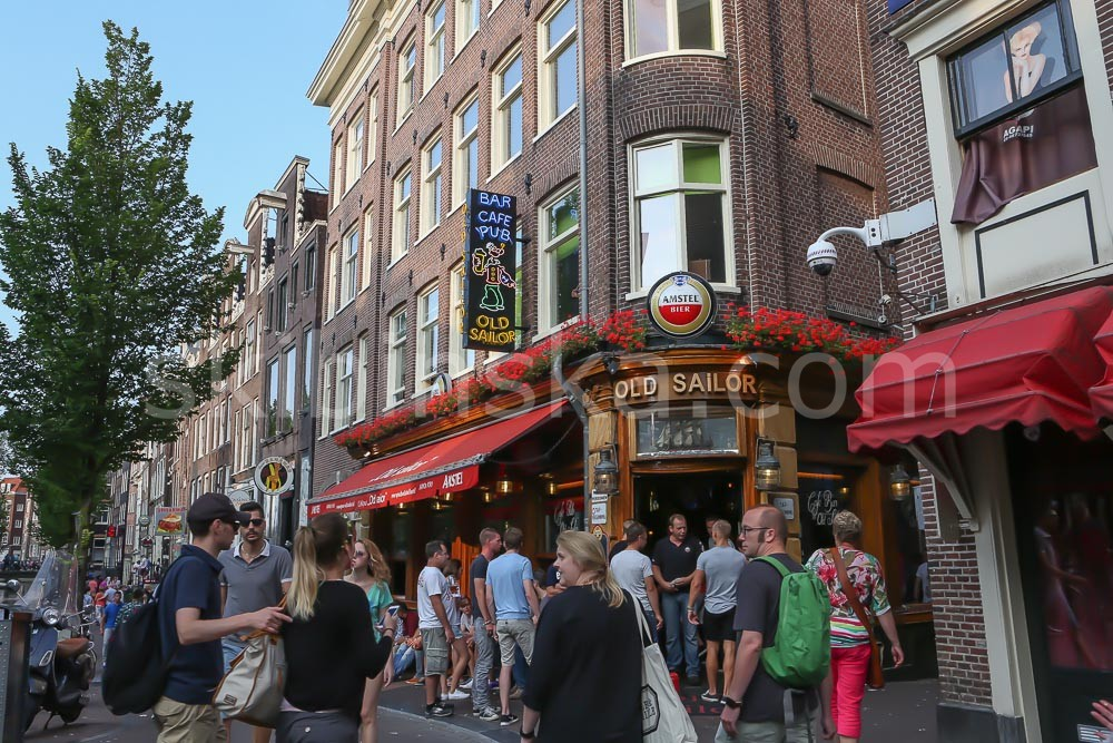 Europe and beyond: Amsterdam