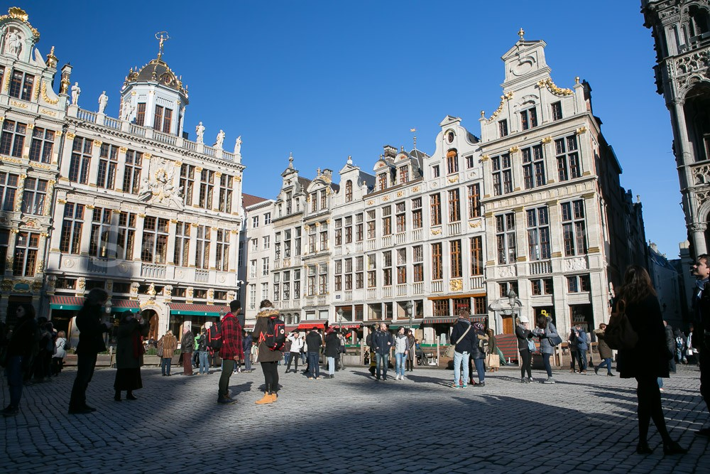 Europe and beyond: Brussels