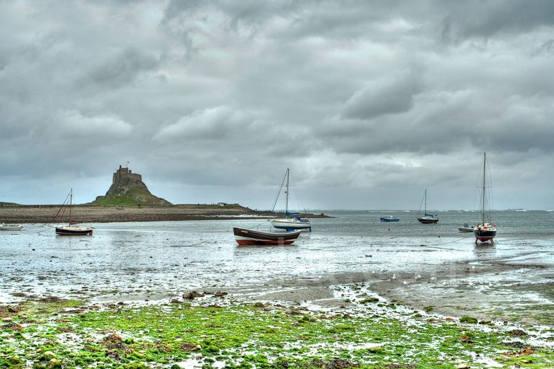Great Britain: Holy Island