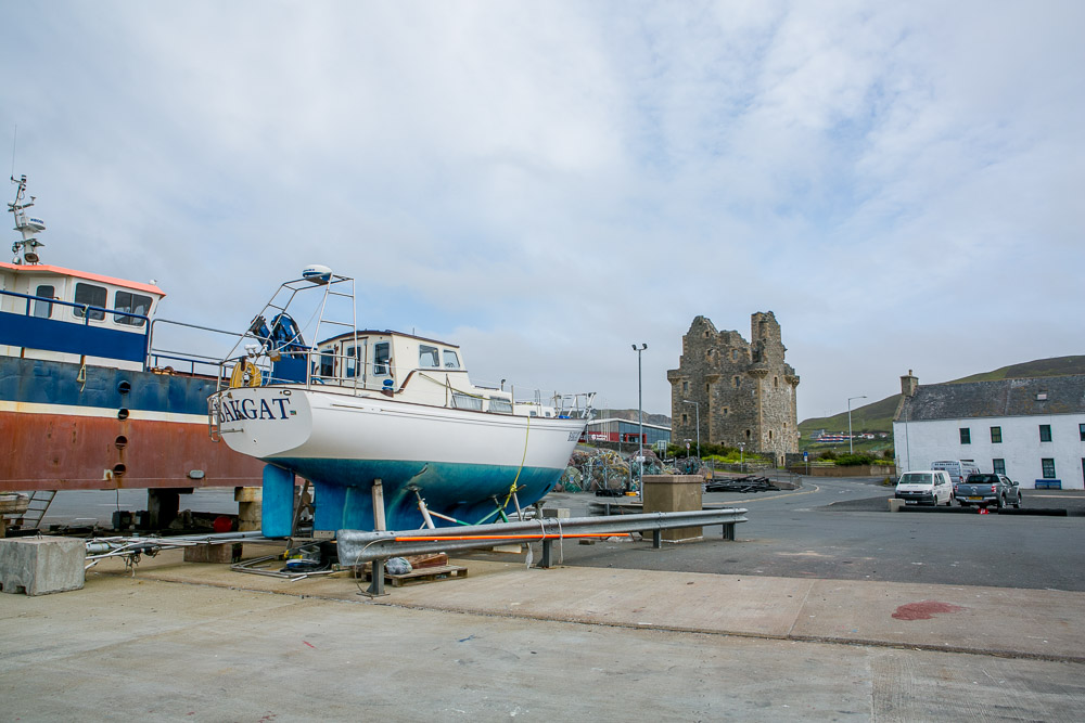 Europe and beyond: Shetland islands