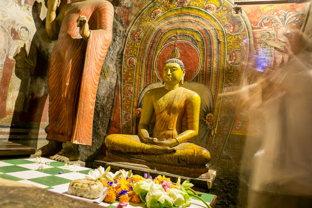 Journeys to Asia: Cave Temples of Dambulla